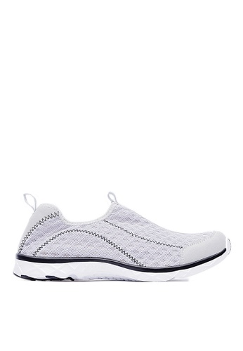 Life8 grey Causal Washable Lightweight Breathable Mesh Shoes Sneakers-09626-Grey LI286SH0RP86MY_1