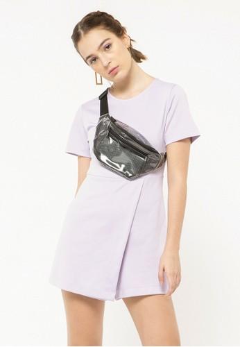 COLORBOX purple Skort Dress 5BEC7AA8E95858GS_1