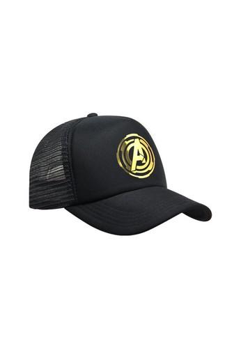 Snapback black Snapback Topi Trucker Dewasa Avangers Gold 8B86CACBE0AEABGS_1