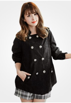 Cover Up Madness Cozy Jacket