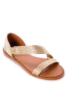 Jem Flat Sandals