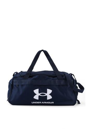 Under Armour blue UA Loudon Small Duffle Bag F783BACAA461EDGS_1