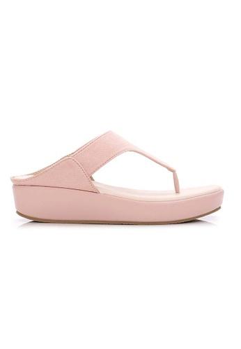 BNC pink Slide Sandal 08CA1SHBC2BD0EGS_1