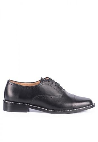 Bristol Shoes black Victoria Black Oxford 93DCBSH6DB3DA5GS_1