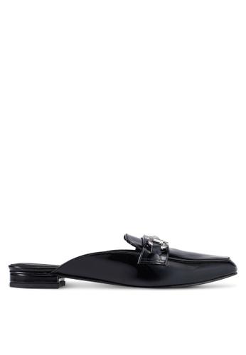 Christy Ng black Jane Black Penny Loafers CH330SH0RXONMY_1