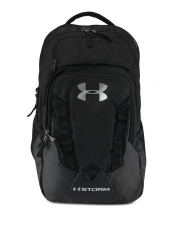 Under Armour black Ua Recruit Backpack UN337AC0STZPMY_1