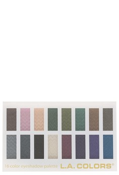 16 Color Eyeshadow Palette Smokin'
