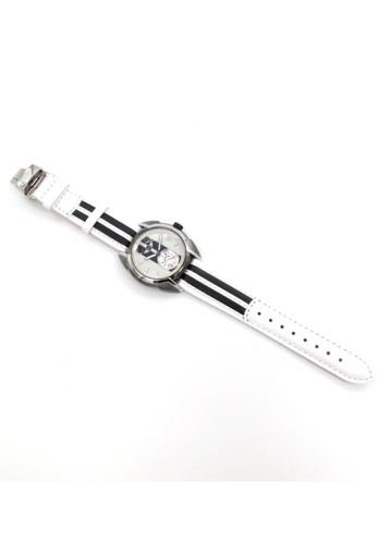 Mini white Analogue Watch MI057AC28DCXHK_1