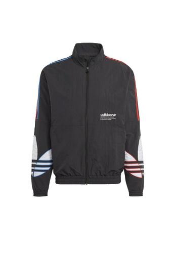 ADIDAS black adidas Originals Adicolor Track Jacket 35A73AACB76DFAGS_1