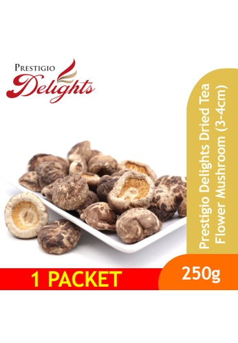 Prestigio Delights Prestigio Delights Dried Tea Flower Mushroom (3-4cm) 250g 71033ES28C2B01GS_1