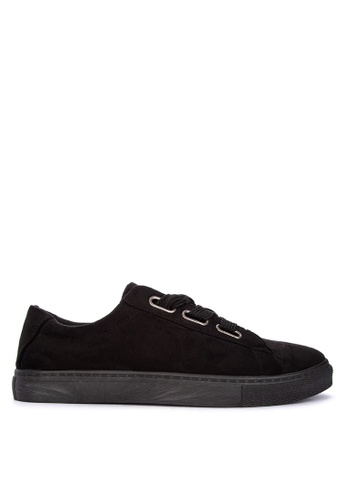 BENCH black Thick Lace Sneakers 5EB4DSHA45F310GS_1