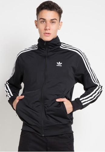 adidas black Adidas Originals Sst Tracktop 8F366AA370263BGS_1