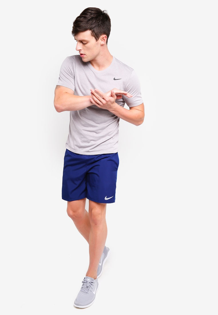 Nk As Gym Nike Blue Void 7In Shorts M Blue Run vvAqa5