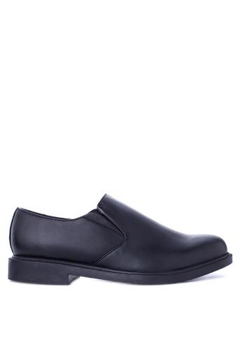 H2Ocean black Favre Formal Shoes H2527SH96KSDPH_1