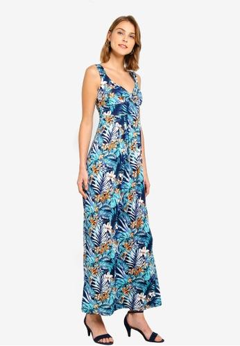 239e6e33213 Buy Mela London Tropical Print Maxi Dress Online on ZALORA Singapore