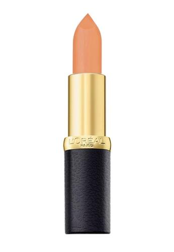 L'Oréal Paris pink L'Oreal Paris Color Riche Matte 248 Flatter Me Nude D040EBE2881B4AGS_1