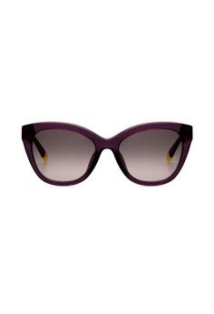 712601d332 Furla Furla SFU040 Purple Sunglasses FU454AC0RAMKMY 1