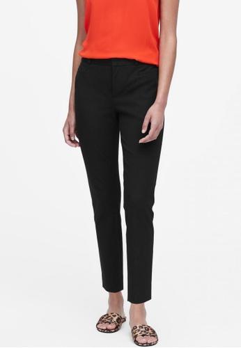 Banana Republic black Modern Sloan Skinny-Fit Washable Pant FF603AA414A01EGS_1