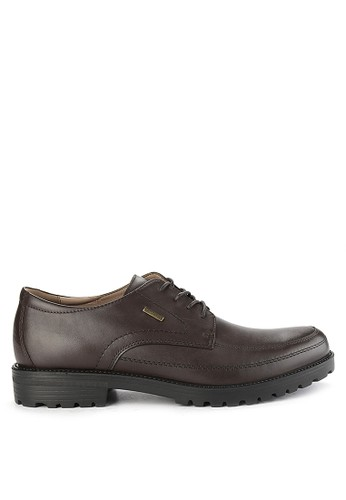 Hush Puppies brown Fremont Lace Up 7B178SH659BEACGS_1
