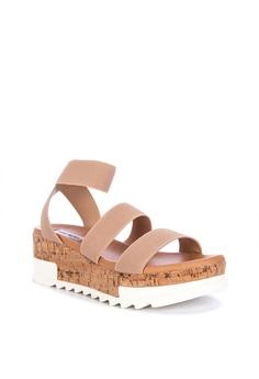 b3f568c0c733 Shop Steve Madden Wedge Sandals for Women Online on ZALORA Philippines