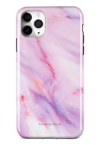 Polar Polar pink Cotton Candy Dual-Layer Tough Case Glossy For iPhone 11 Pro Max DAEAAAC9E4D67FGS_1