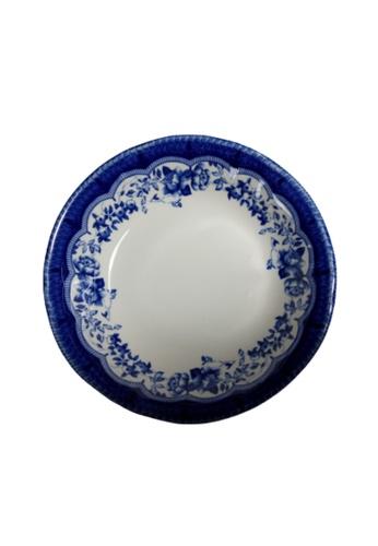 """Claytan Victoria Blue - 6.2"""" Cereal Bowl 5E4DDHL2FCC80CGS_1"""
