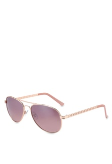 cb67e35fd7 Kimberley Eyewear The Lovers Sunnies Php 499.00 · Maisie Chain Arm Aviators River  Island ...