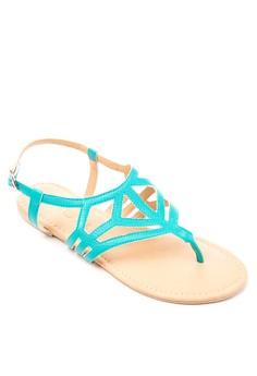 Geneva Flat Sandals