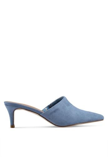Rubi blue Milan Kitten Mule Heels 8C813SHE4B289DGS_1