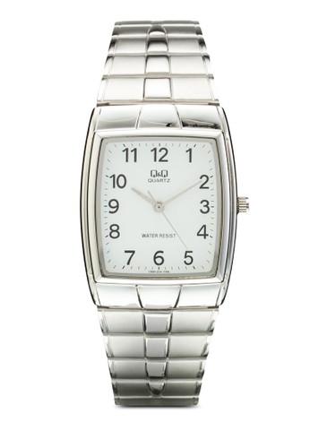 VN66-204Y 方框數字鍊錶esprit台灣門市, 錶類, 飾品配件