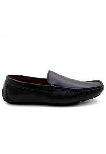 London Fashion black Xavier 215-1 mal Shoes            LO229SH49ZJUPH_1