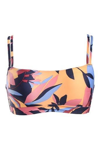 Sunseeker multi Stencilled Tropics D Cup Bikini Top 6AAE5US0272EF6GS_1