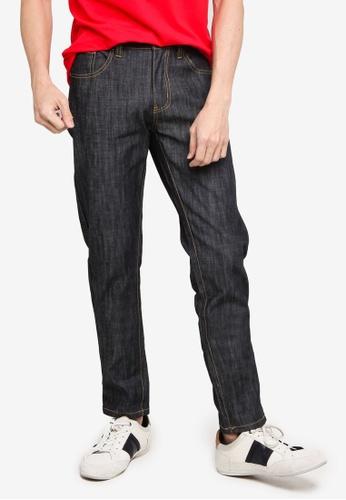 Fidelio black Straight Cut Jeans A2439AA72D1DCCGS_1