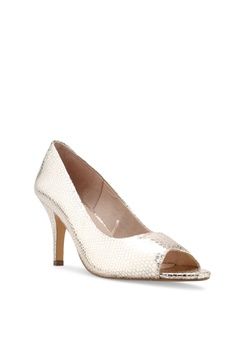 b0a85d0735 20% OFF Carlton London Peep Toe Pumps Php 4,099.00 NOW Php 3,279.00 Sizes  36 37 38 39 40