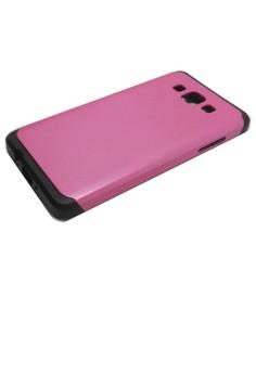 Sleek Shockproof Case for Samsung Galaxy A5 (Pink)