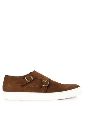 FTALE FOOTWEAR brown Ftale - Gavino Nubuck Camel 6B452SH4FB17F2GS_1