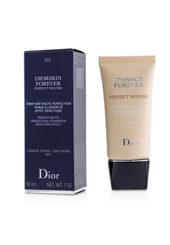 Christian Dior CHRISTIAN DIOR - Diorskin Forever Perfect Mousse Foundation - # 022 Cameo 30ml/1oz 686A9BE061A388GS_1