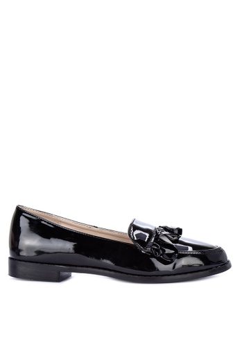 BENCH black Patent Loafers B4CE3SHAE0FCBCGS_1
