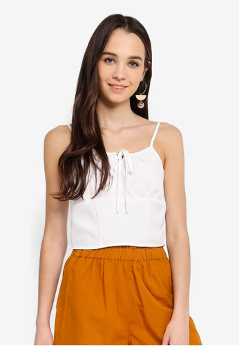Cotton On white Taylor Cami Top D44EDAA361EA28GS_1