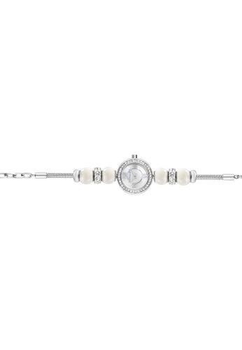 Morellato silver Drops Quartz Watch R0153122520 Silver Metal Strap E8860ACC6719A7GS_1