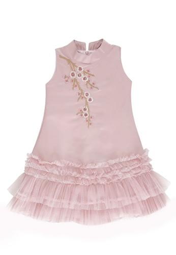 FIYORA multi Xiomara Party Girl Dress 5D31DKAD7CB9F0GS_1