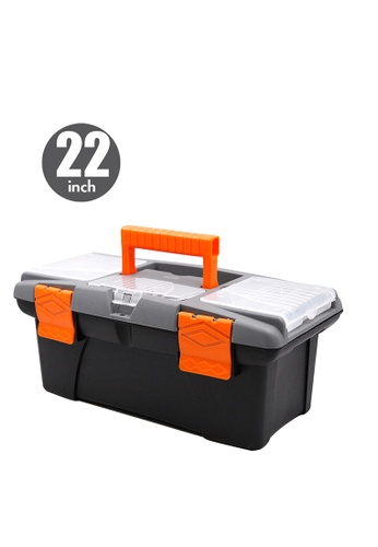 HOUZE HOUZE - FINDER - Plastic Tool box (22 Inch) E4835HLBAE65F8GS_1