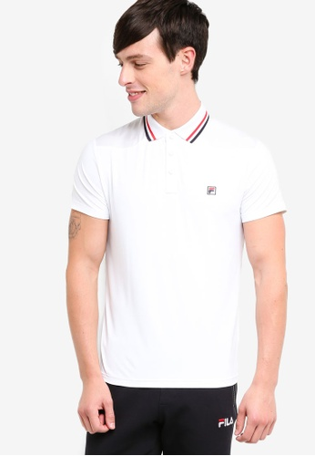 Red Line Polo Shirt