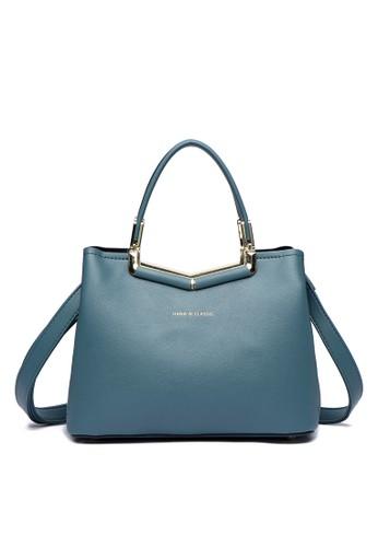 HANA green HANA Bruce Sling Bag 4C511ACA3EADD0GS_1