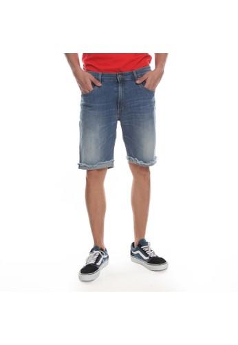 Juice Ematic blue Juice Ematic Celana pendek kain Pria Biru VEDS 00461AA88255D4GS_1