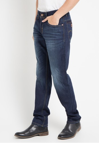 Lois Jeans blue Long Pant Denim LO391AA0WOZSID_1