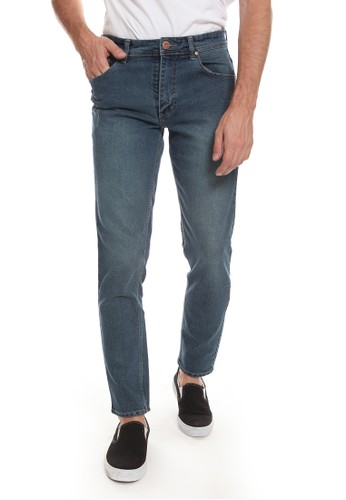 2nd Red blue 2Nd RED Ripped Jeans Slim Fit JS1924 413A6AA6D76865GS_1