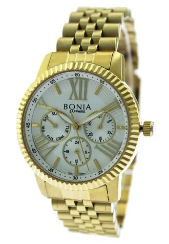 BONIA gold Bonia B10441-2213 - Jam Tangan Analog Wanita - Gold 19BC5ACC55F5E2GS_1