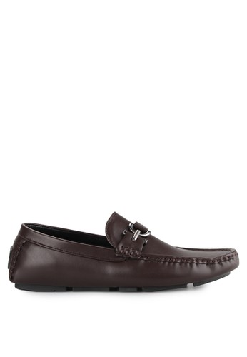 Watchout! Shoes brown Moccasins Shoes WA021SH0UJSGID_1