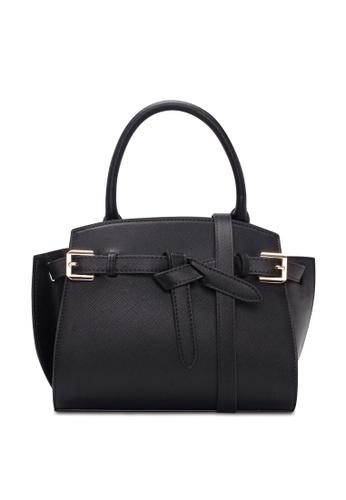 VINCCI black Satchel Bag B0AD4ACFB17BF8GS_1